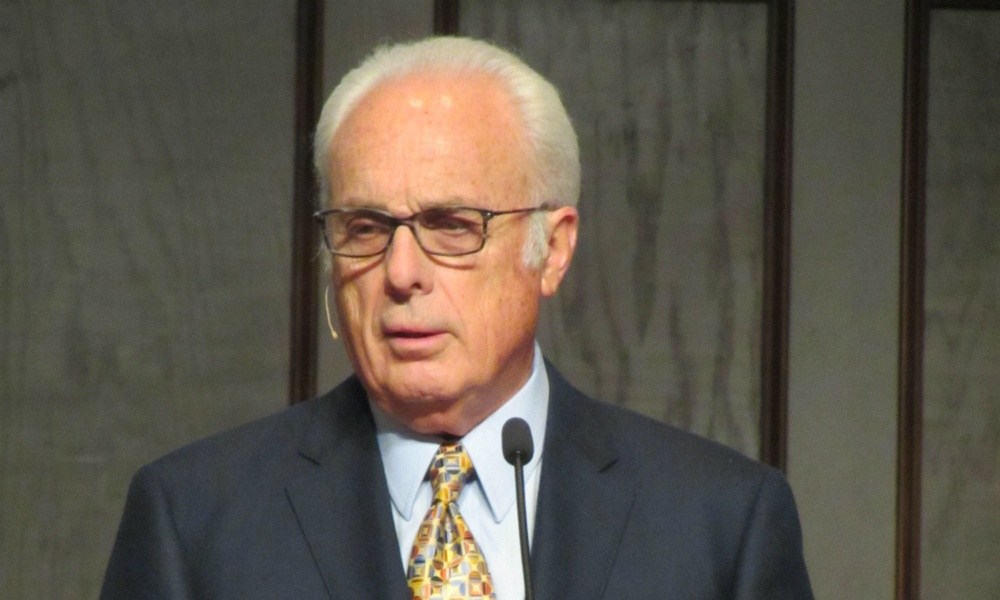 Exclusive Iconic Civil rights leader tells Pastor John MacArthur to stop lying