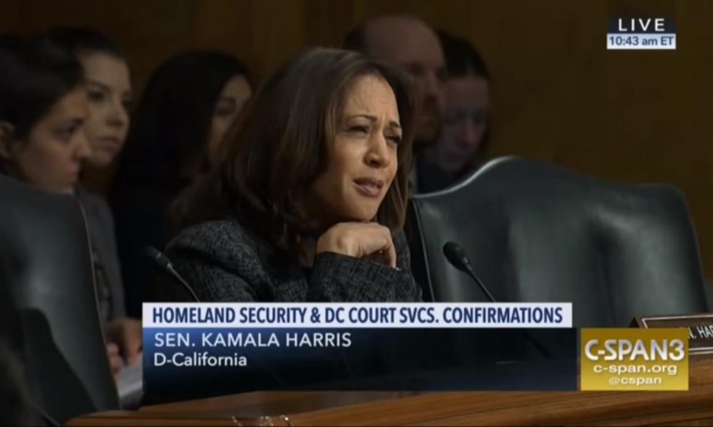 Senator who pushes negative perception of ICE badgers nominee over negative perception of ICE