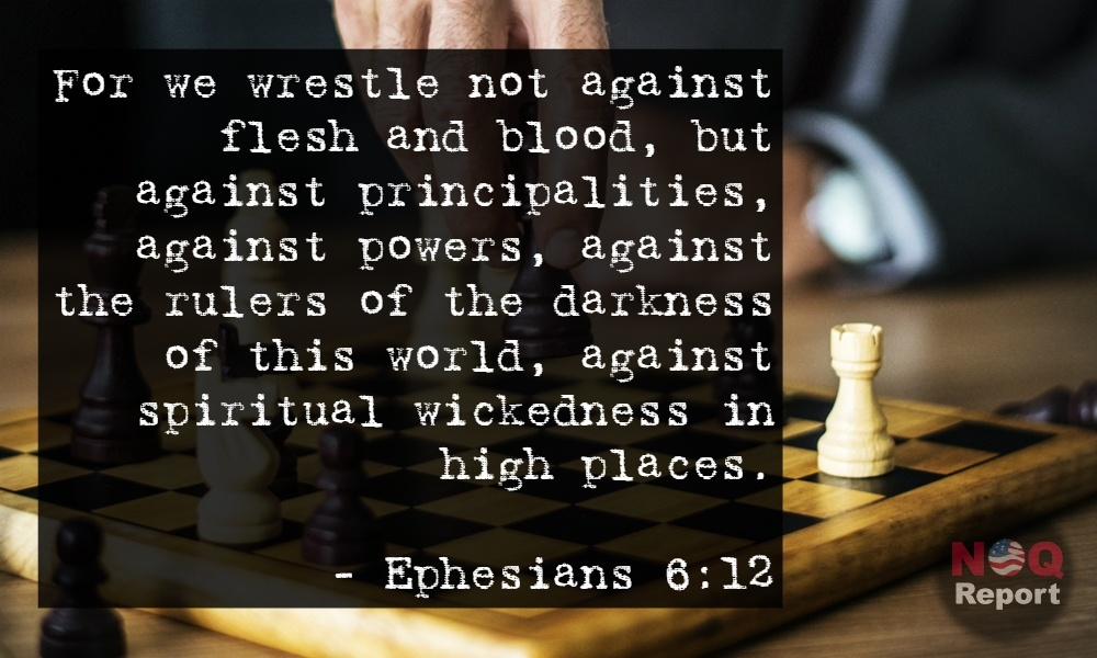 The importance of Ephesians 612