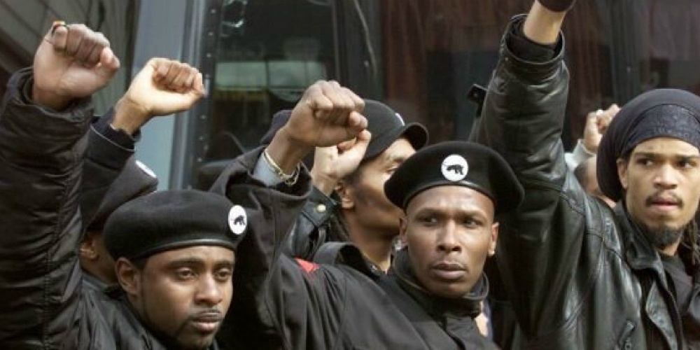 New Black Panthers are fighting racism in China by calling for racism against Chinese-Americans