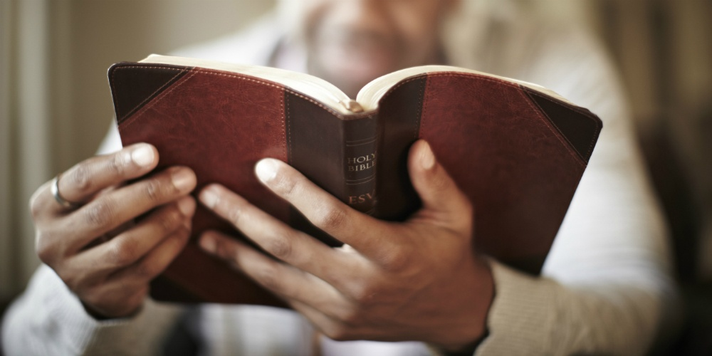 Turning to the Bible as fears of a broken future rise