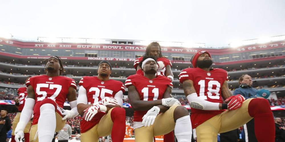 If you want celebrities and sports stars to stop virtue signaling, stop supporting them