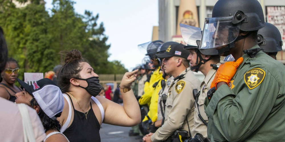 Police are being targeted... by Democrats, media, and pseudo-activists