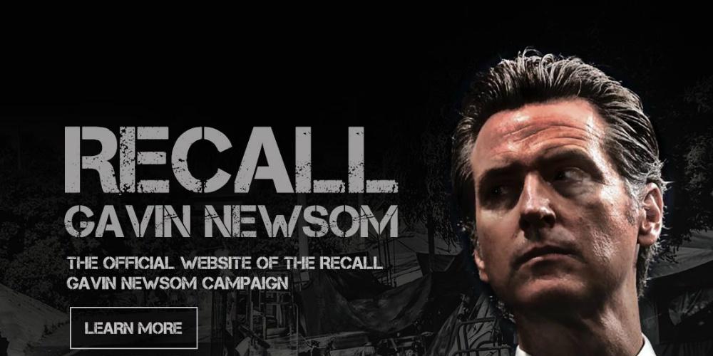 3rd shot at recalling Gavin Newsom picks up steam