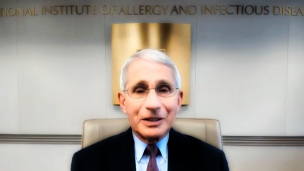 Dr. Fauci's latest lie is HUGE and easily debunked