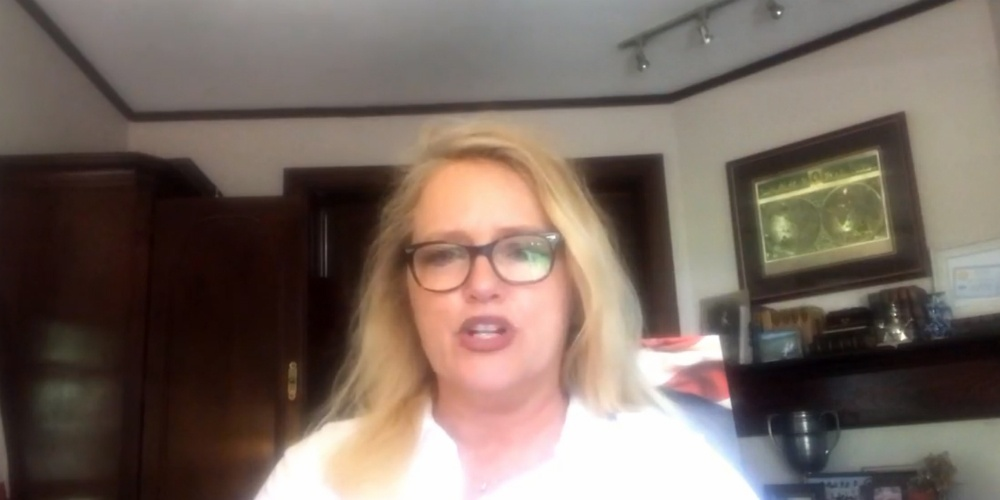 GOP control of the Senate may hinge on Tricia Flanagan taking out Cory Booker