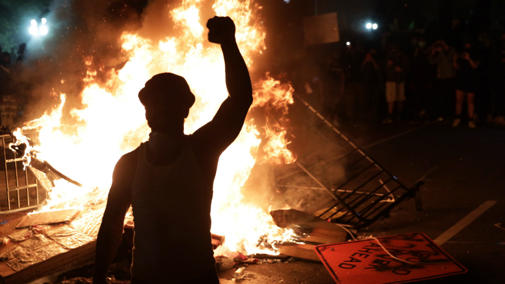 As the left turns on Antifa, they're covering up for Black Lives Matter