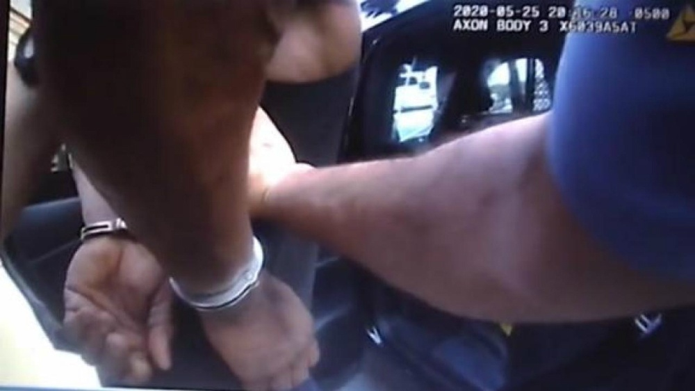 Bodycam footage of George Floyd resisting arrest should have been released months ago