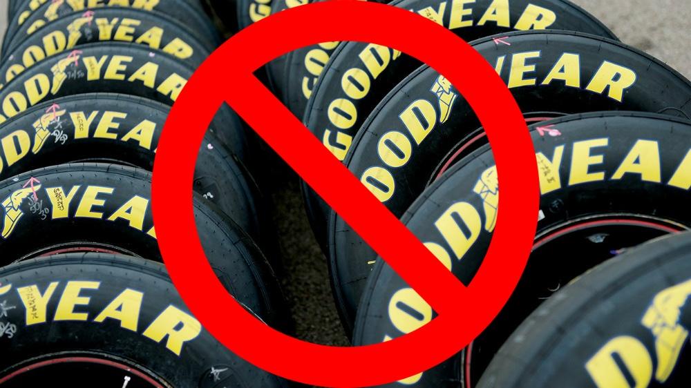 #BoycottGoodyear: Goodyear supports Black Lives Matter, bans Blue Lives Matter