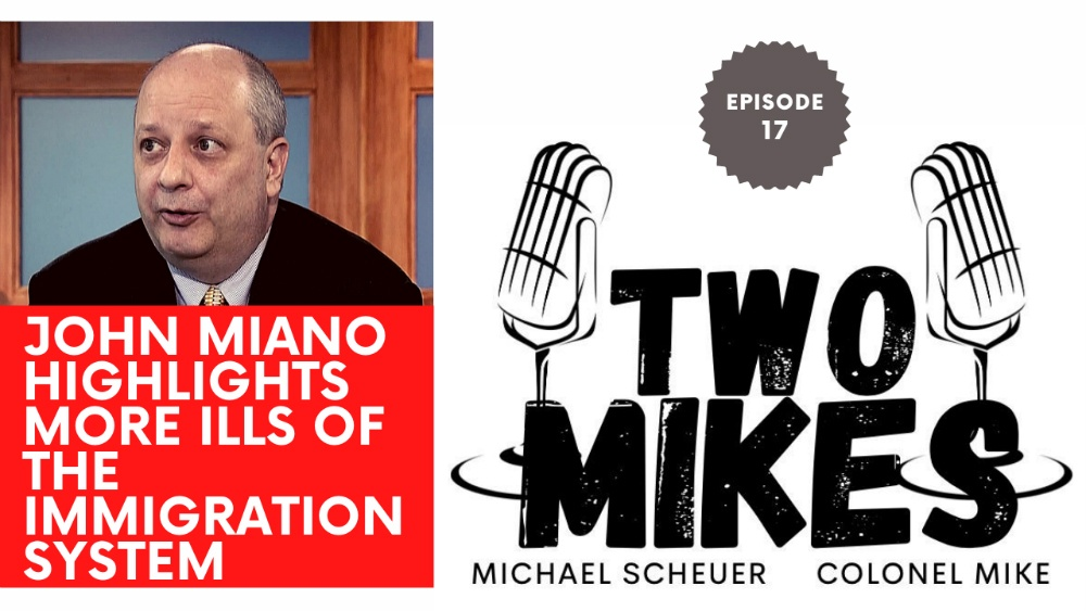 John Miano highlights more ills of the immigration system