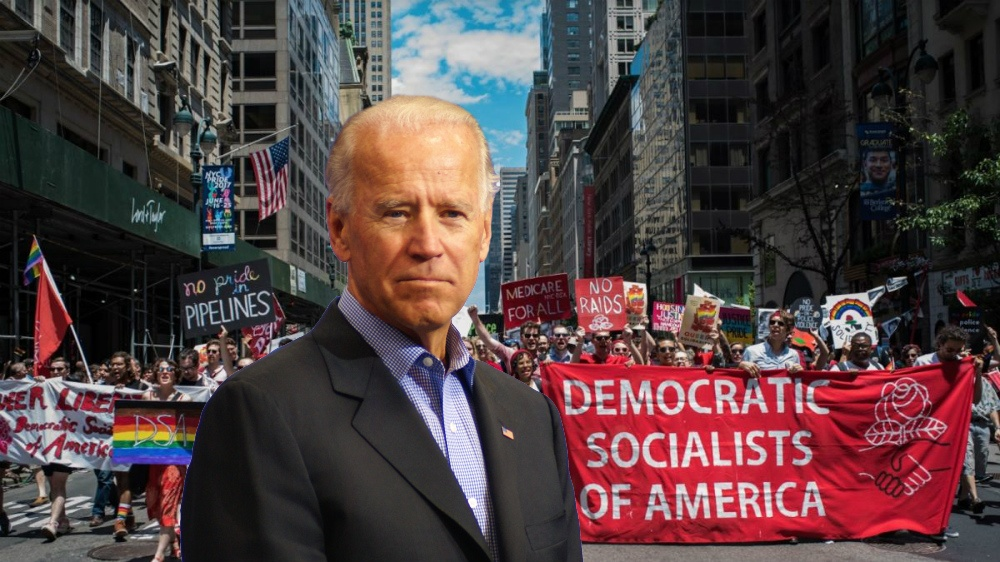 Biden lurching to the left as support from radical progressives fades rapidly