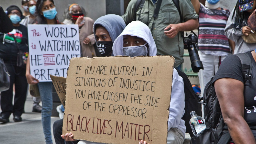 Lancaster protests demonstrate BLM wants police to sacrifice themselves to criminals