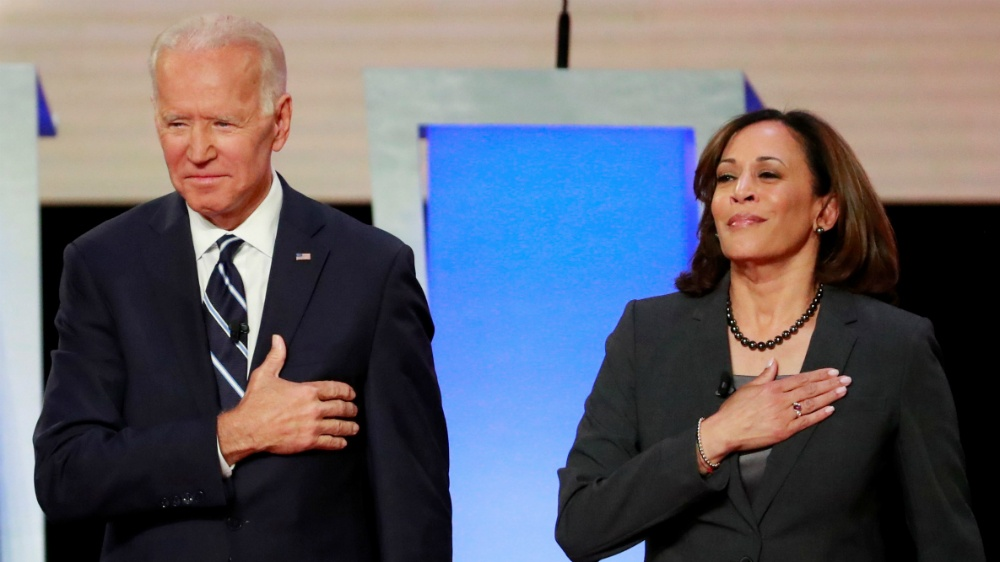 Joe Biden and Kamala Harris are lying... to fellow Democrats