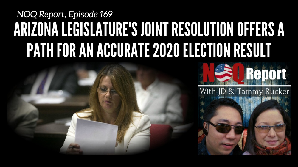 Arizona legislature's joint resolution offers a path for an accurate 2020 election result