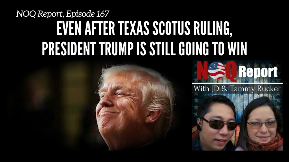 Even after Texas SCOTUS ruling, President Trump is still going to win