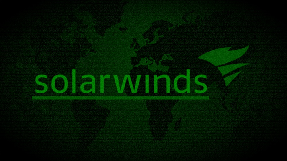 Was the SolarWinds Orion hack a signal to collect their Dominion Voting Systems data?