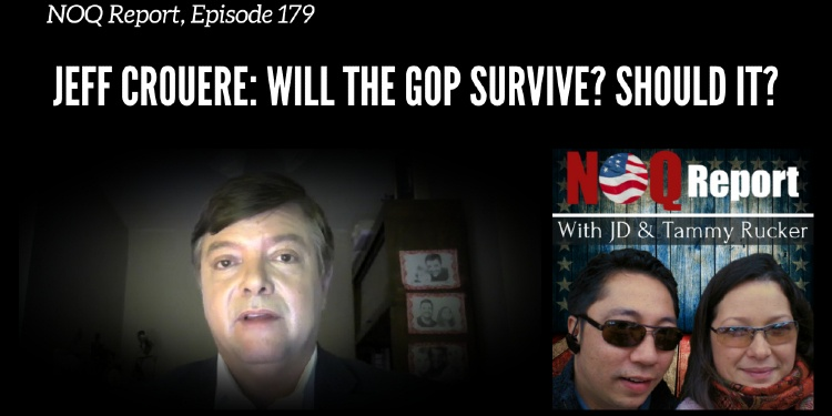 Jeff Crouere: Will the GOP survive? Should it?