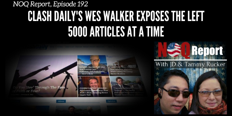 Clash Daily's Wes Walker exposes the left 5000 articles at a time