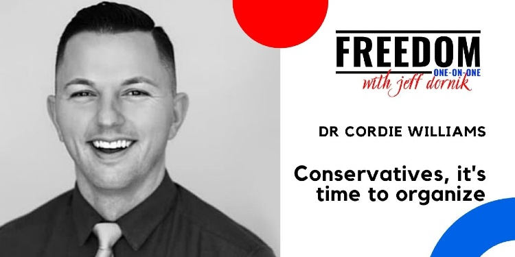 Dr Cordie Williams: Conservatives, now is the time to start a movement