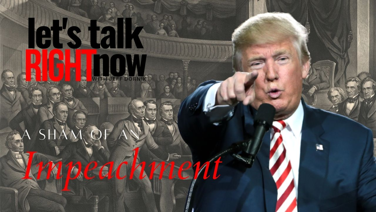 If President Donald Trump had not won the 2020 Election, the Dems wouldn't be impeaching him