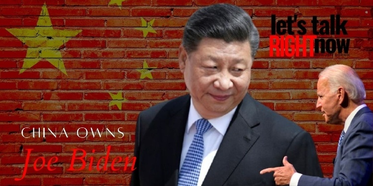 Joe Biden confirms he's a racist, that CCP genocide is a 'cultural norm' and China is the world leader