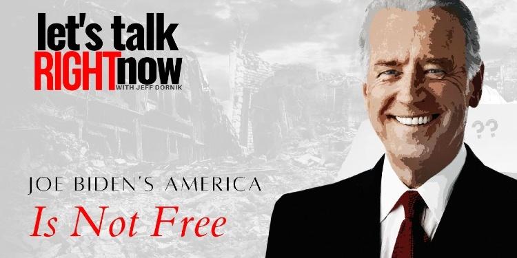 Joe Biden's America is not free